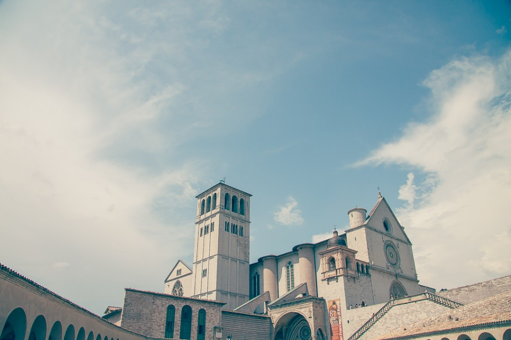 assisi - umbrie