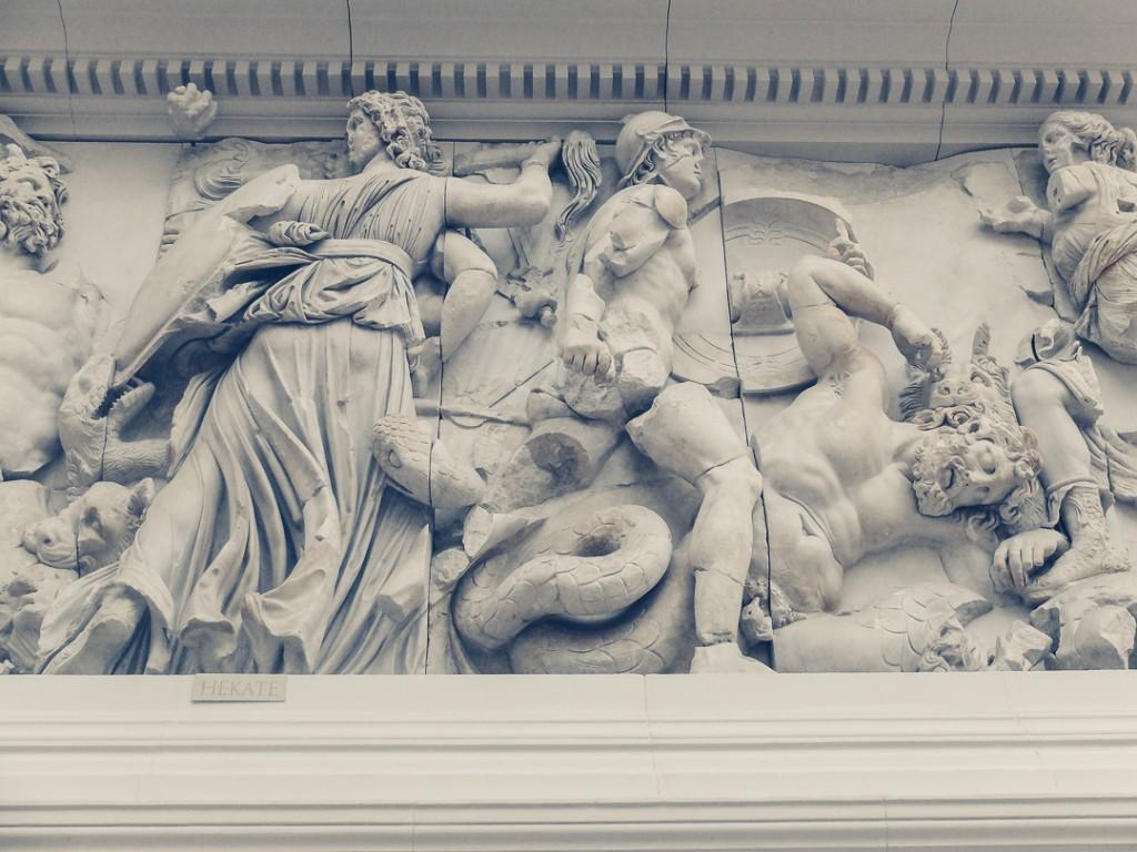 Pergamon museum pergamon altaar