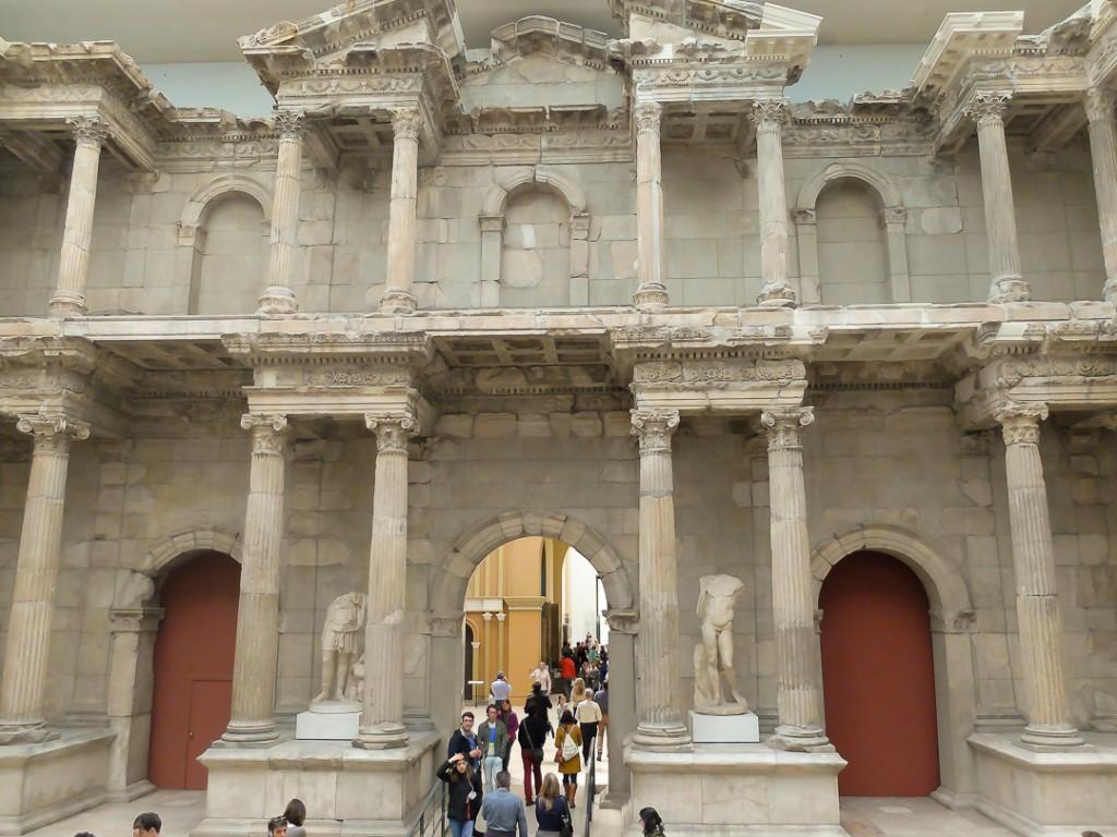 Pergamon museum marktpoort milete