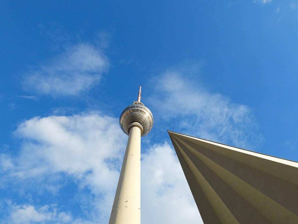 Fernsehturm Berlin, Alexanderplatz