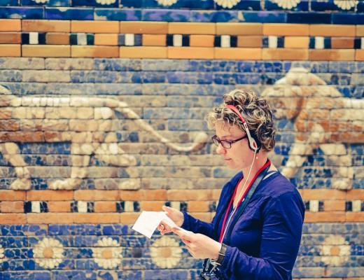 Pergamon museum audio tour
