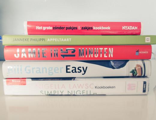 5 kookboeken