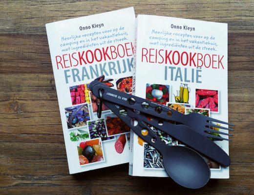 koken op de camping - reiskookboeken - kleyn - jannekeswereld
