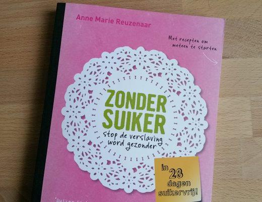 zonder suiker Anne Marie Reuzenaar