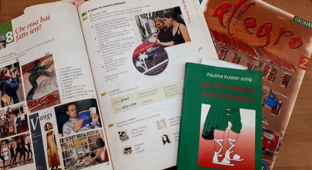 italiaanse les eerste leerboeken