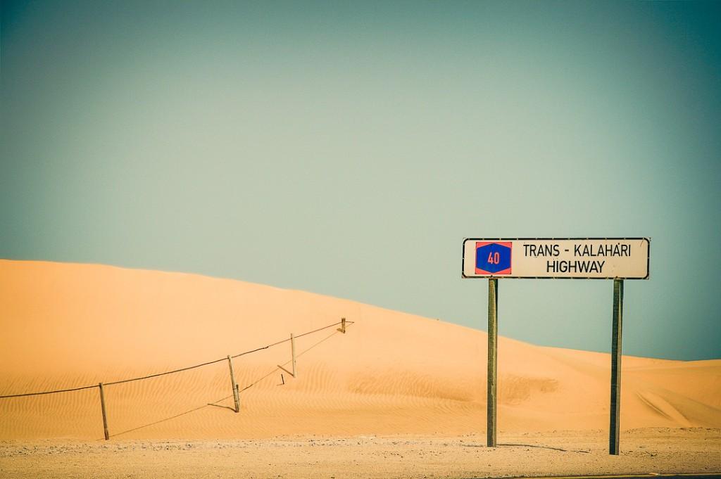 Namibië - Afrika - Kalahari - reisjournaal 2007 - Jannekes wereld - reizen