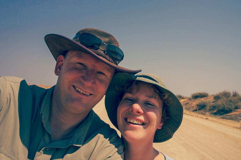 Afrika - reisjournaal 2007 - Jannekes wereld - reizen