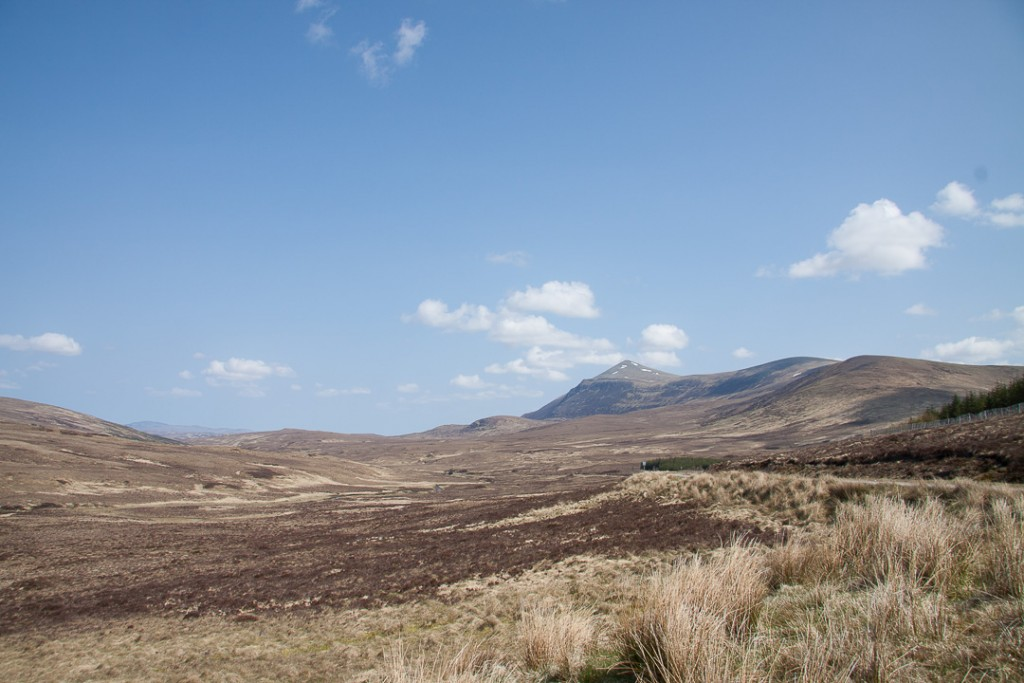 Schotland landschap wildernis rondreis