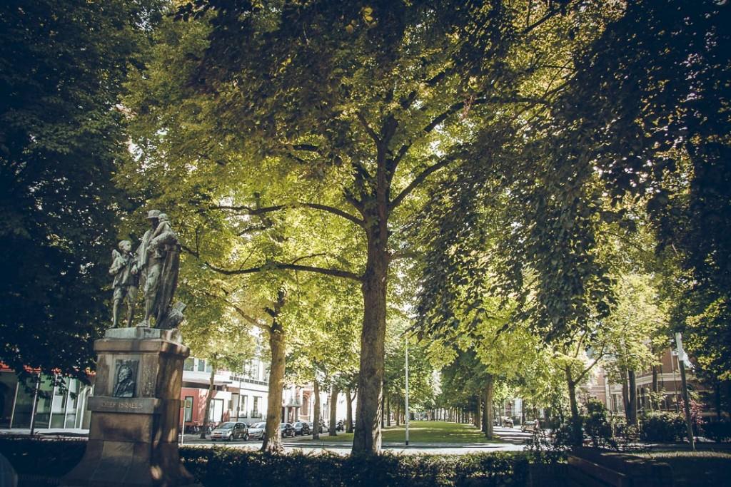 groningen - hereplein - stadwandeling door Groningen