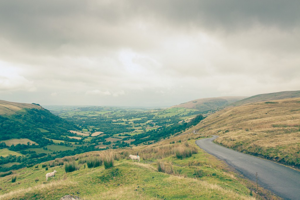 Wales en Engeland - Brecon Beacons - reisjournaal - Jannekes wereld