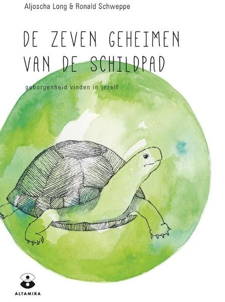 zeven geheimen van de schildpad aljoscha long ronald schweppe cover