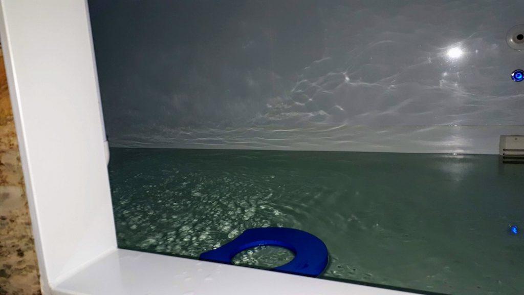 floaten floatsessie floatruimte LOFF